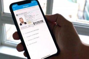 Más de mil personas descargaron su DNI en el celular en el primer día del nuevo sistema digital -  -