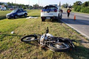 Felleció un joven motociclista en Córdoba que habría estado corriendo una picada -  -