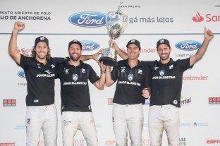 Ellerstina ganó el 79° Abierto de Tortugas de polo