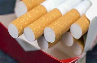 Aumenta un 8% el precio de los cigarrillos