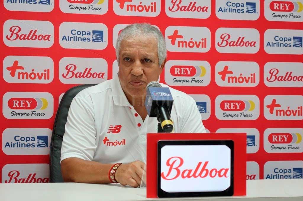 Crédito: Prensa Selección de Panamá