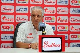 """El """"Tolo"""" Gallego, DT de Panamá, se rebajó el sueldo por la suspensión del fútbol"""