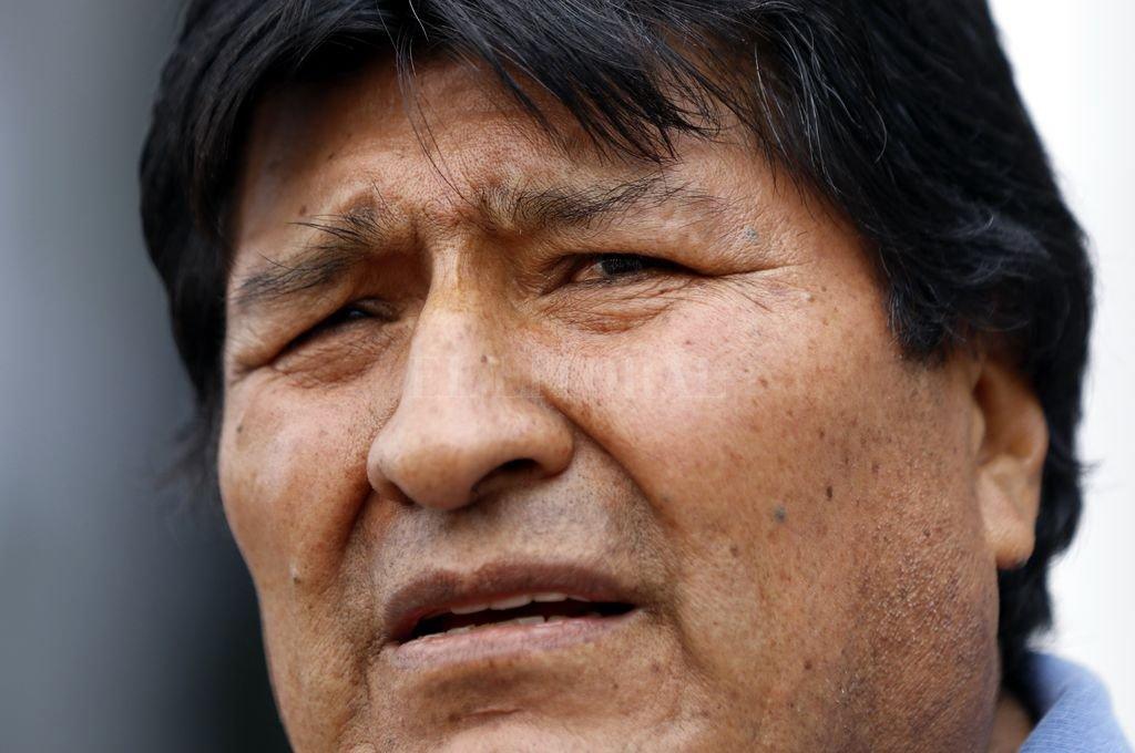 Evo Morales <strong>Foto:</strong> Agencia