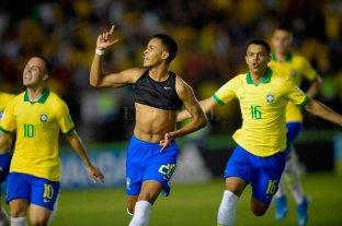 Brasil y México definen la Copa del Mundo Sub-17