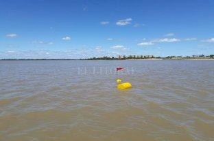 """Señalizan los """"muertos"""" fondeados en la laguna"""