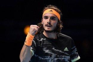 Tsitsipas venció a Federer y pasó a la final del Masters de Londres