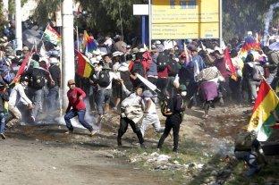 Ascienden a nueve los muertos por los enfrentamientos en Cochabamba -  -