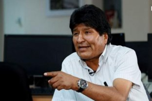 Evo Morales teme que estalle una guerra civil  -  -