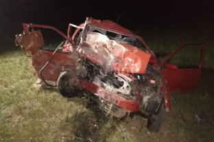 Accidente fatal en la Ruta 1 -