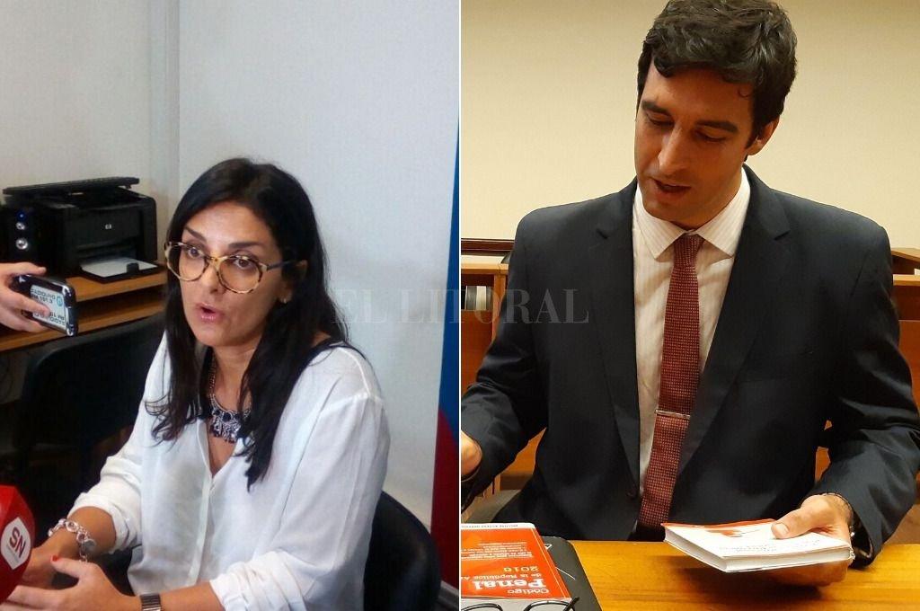 Los fiscales a cargo de la investigación son María Lucila Nuzzo y Martín Torres. <strong>Foto:</strong> Archivo El Litoral