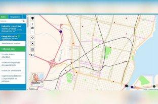 Información Geoespacial: una herramienta para potenciar a las ciudades -  -