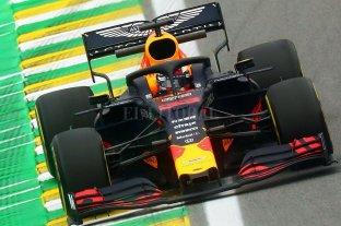 Verstappen ganó de punta a punta en Brasil