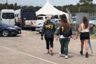 Prostitución vip: tres detenidos en el Autódromo de Rosario mientras corría el TN -  -