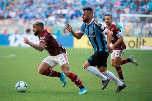 Flamengo venció a Gremio antes del choque copero con River