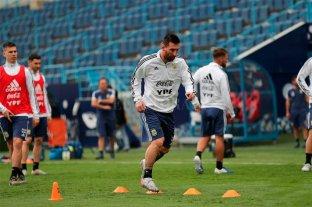 Argentina se enfrenta a Uruguay en su último partido del año -  -
