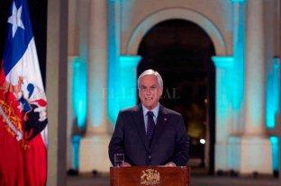 Piñera admite violaciones a los derechos humanos durante la represión de las protestas