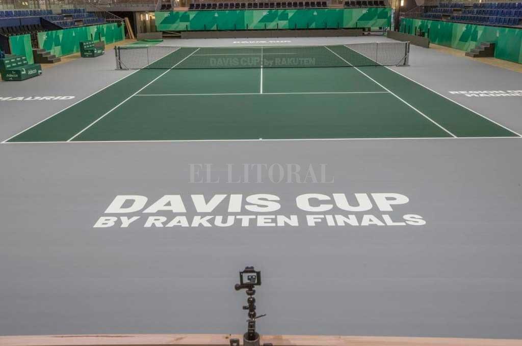 Madrid será la sede del nuevo formato de la Copa Davis Crédito: Gentileza
