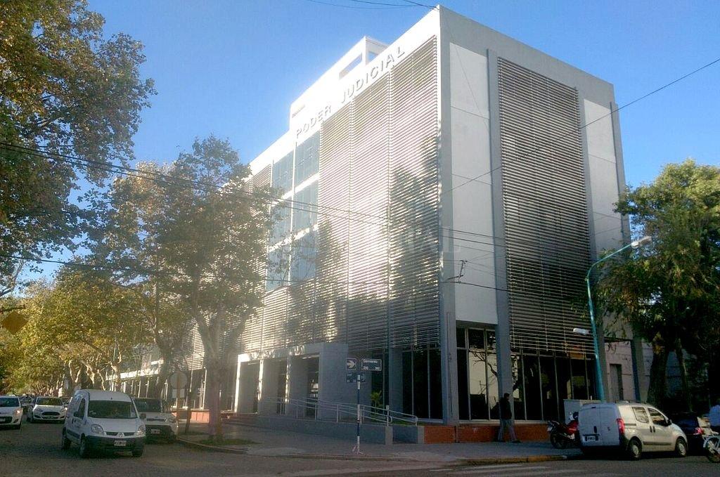 Tribunales rafaelinos. <strong>Foto:</strong> Archivo El Litoral