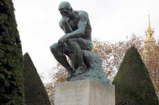 Subastarán una estatua de Bansky que fue robada