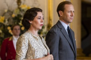 "Netflix: volvió ""The Crown"""
