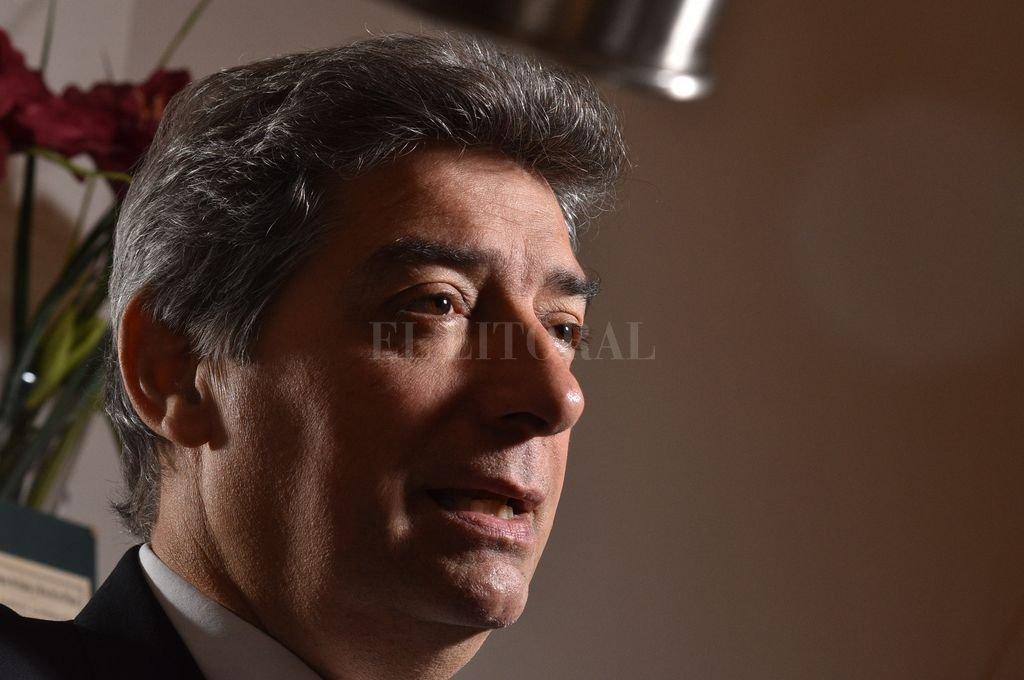 Horacio Rosatti, ministro de la Corte Suprema de Justicia de la Nación. <strong>Foto:</strong> Archivo El Litoral - Mauricio Garín
