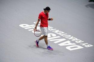 Rusia, Bélgica y Canadá se ponen en ventaja en la primera jornada de Copa Davis
