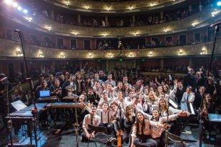 """Las canciones de una generación - """"Millennials"""" será una propuesta innovadora del coro tras el homenaje a Cerati y un recital en Tribus. -"""