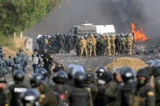 Aumenta la cifra de muertos en Bolivia
