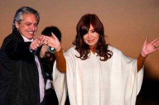 """Alberto Fernández se reunió con Cristina y adelantó: """"el gabinete prácticamente ya está"""" -  -"""
