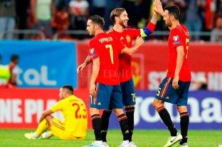 Última jornada de clasificación a la Euro 2020