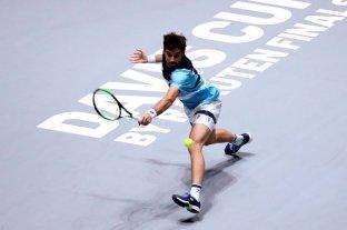 Debut y victoria para Argentina en la Davis -  -