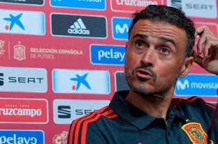 Luis Enrique vuelve a ser el entrenador de España