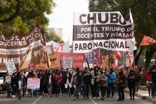 Tras terminar la huelga de 17 semanas, el gremio docente de Chubut pide por la paritaria nacional