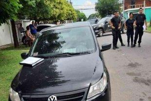 Un hombre golpeó a su mujer y ella lo denunció por  venta de drogas