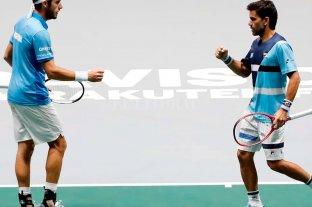 El dobles le dio a Argentina el tercer punto en la Copa Davis -  -