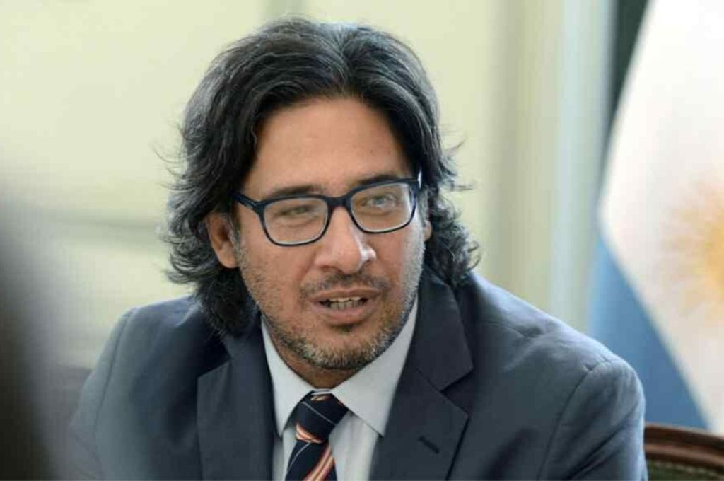 Germán Garavano, ministro de Justicia.    <strong>Foto:</strong> Gentileza