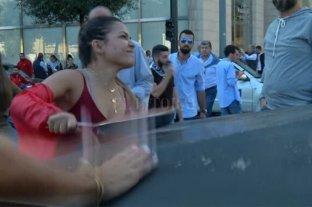 Manifestantes obligan al Parlamento libanés a suspender sesión
