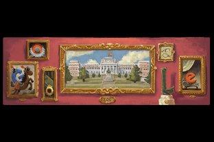 Doodle para el Museo del Prado en su bicentenario