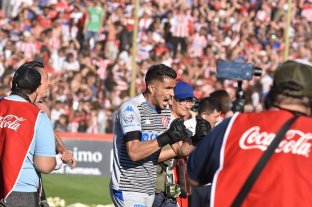 Cinco volantes, el traumatismo  de Bottinelli y se lesionó Cuadra