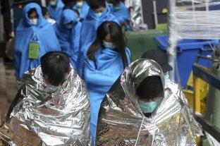 Protestas en Hong Kong: cien estudiantes mantienen tomada una universidad