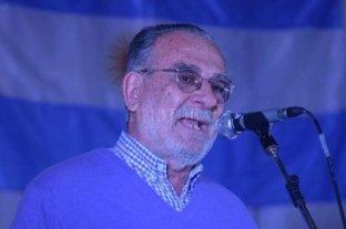 Maciel de luto por la muerte del expresidente comunal Carlos Ramella -  -