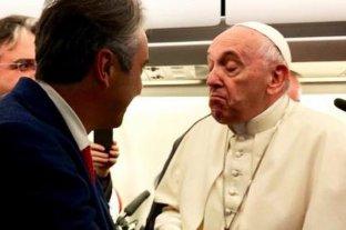 El papa Francisco habló sobre la fecha de  su viaje a la Argentina -