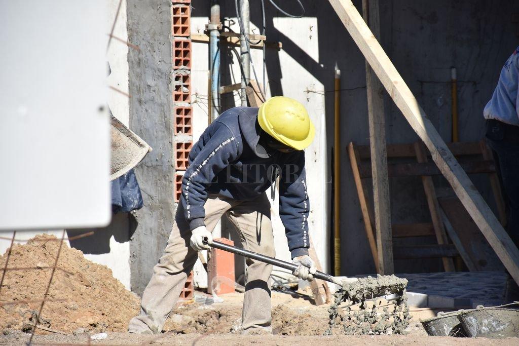 El costo de la construcción avanzó 4,2% el mes pasado. <strong>Foto:</strong> Archivo El Litoral