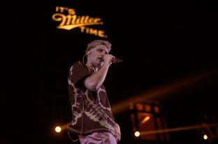 Miller brilló con la nueva vanguardia de la música nacional en el Harlem Festival -  -