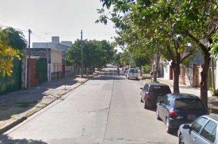 Violento robo en el oeste de la ciudad - La zona donde se produjo el hecho  -