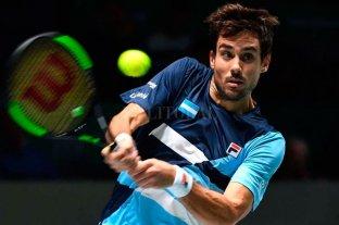 Copa Davis: Argentina perdió el primer punto ante Alemania -  -