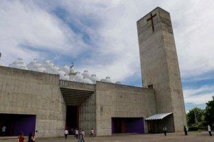 Sandinistas desalojan la Catedral de Managua que ocuparon por un día
