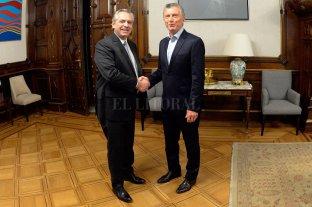 Macri traspasará el mando en el Congreso de la Nación -  -