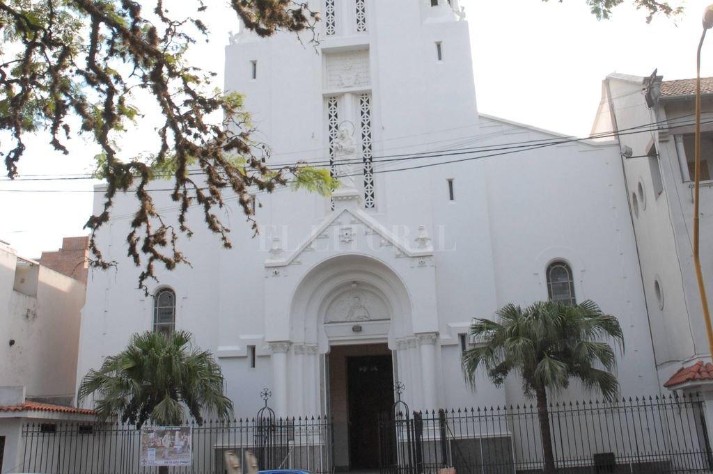 Parroquia San José, de los Agustinos Recoletos <strong>Foto:</strong> Archivo El Litoral - Amancio Alem