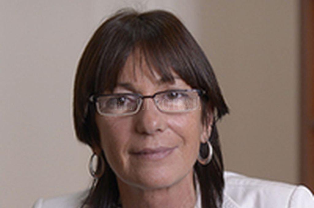 Ternavasio es reconocida como investigadora especializada en el estudio de la evolución de las instituciones políticas argentinas durante el siglo XIX. <strong>Foto:</strong> Gentileza JPEH